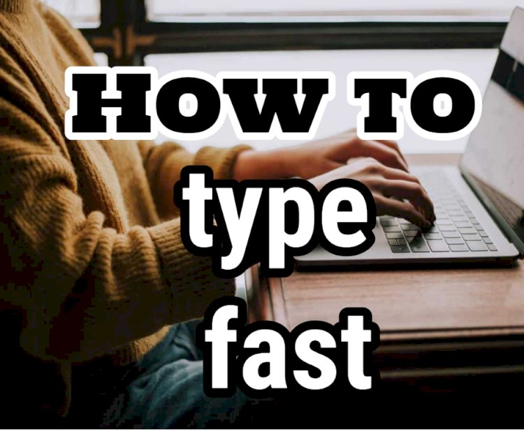 9 tips to type your code fast