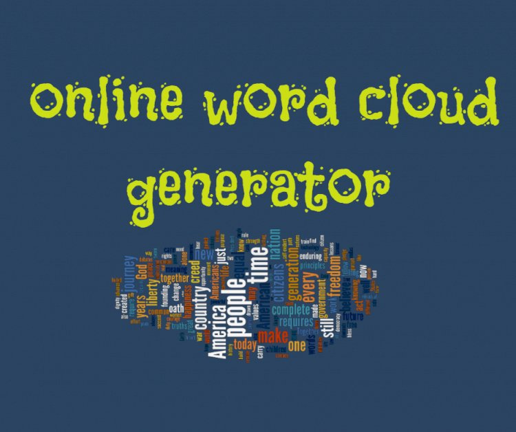 TOP 10 word cloud generator